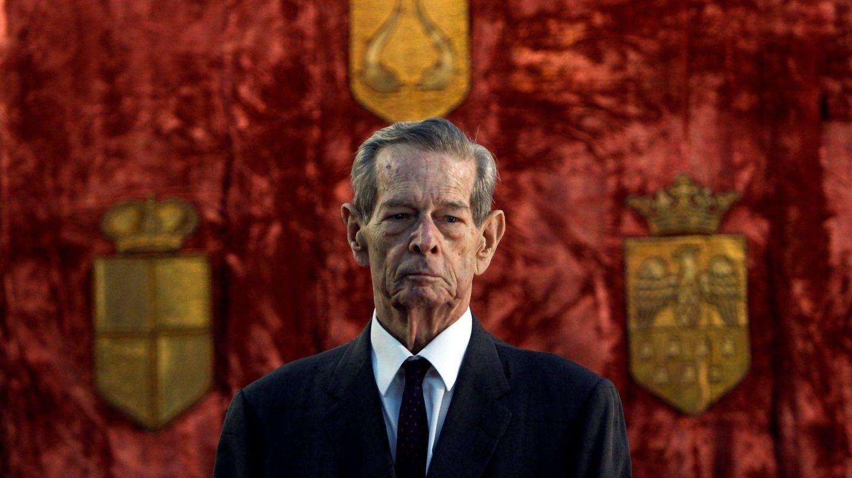Miguel de Rumanía, en una imagen de archivo. (EFE)