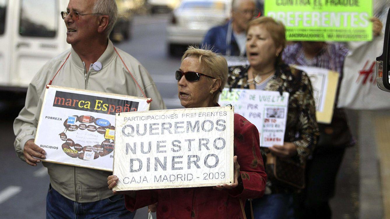 Pactar precios, el último ardid de los abogados a los afectados por Bankia