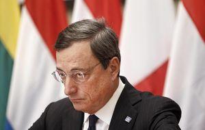 Los tipos reales pisan el terreno ante el que Draghi actuó en noviembre