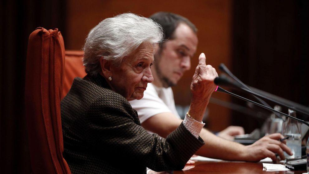 Marta Ferrusola asegura que nunca subió a Andorra a mover dinero
