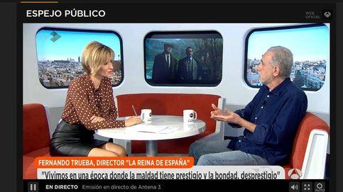Trueba se defiende con Susanna Griso: Atacar mi película es atacar al país