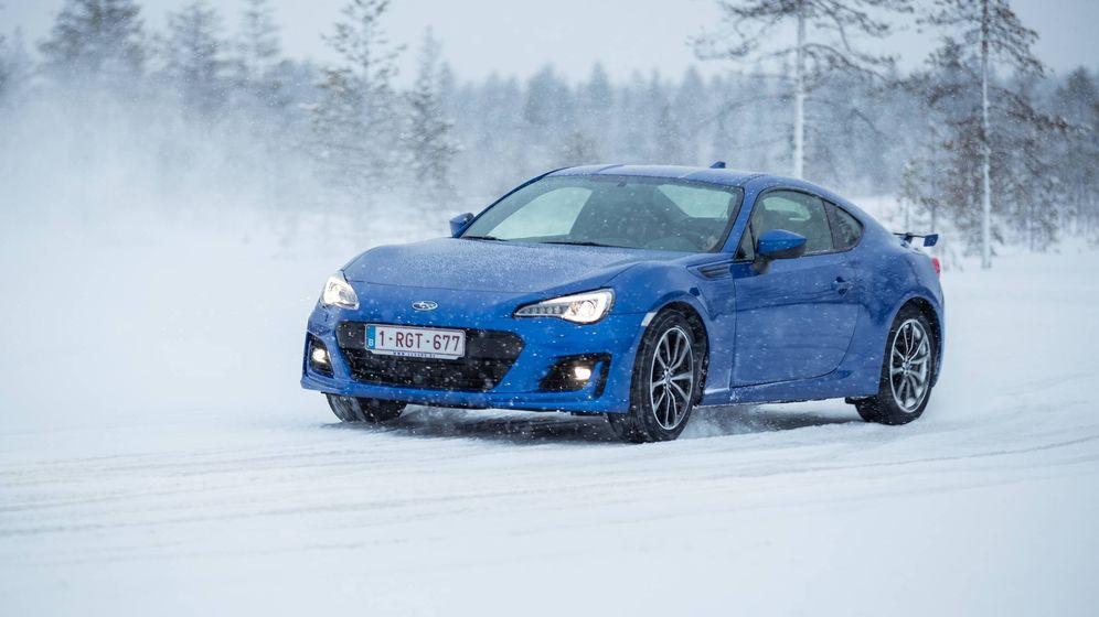 Foto: Nuevo Subaru BRZ