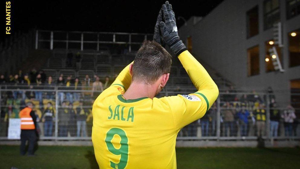 El Nantes retira el 9 para que Emiliano Sala sea siempre parte de las leyendas del club
