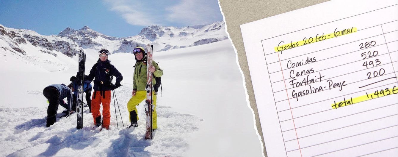 Bárcenas se gasta esquiando el salario de cinco meses fijado por Ruz