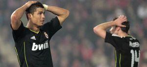 El Madrid se deja una parte de la Liga en Almería