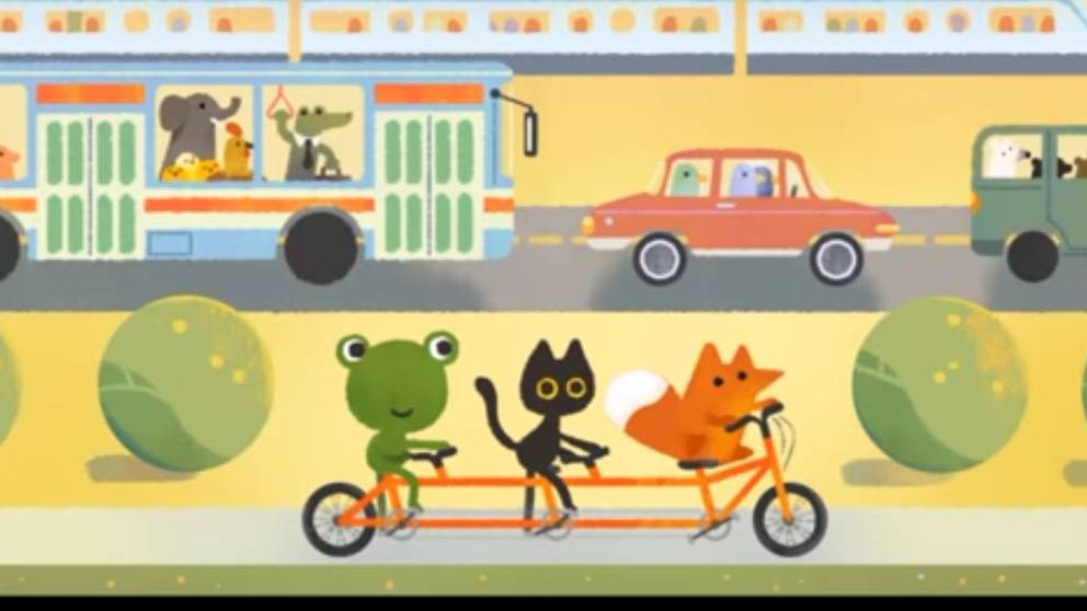 Día de la Tierra: Google te da consejos para proteger el planeta en su 'doodle'