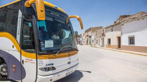 Pueblos sin transporte público: llega el siguiente paso de la despoblación