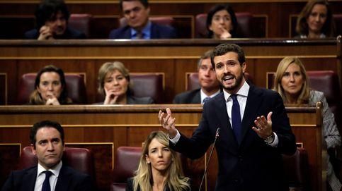 Un Casado duro y contundente hace guiños a España Suma y deja sin sitio a Abascal