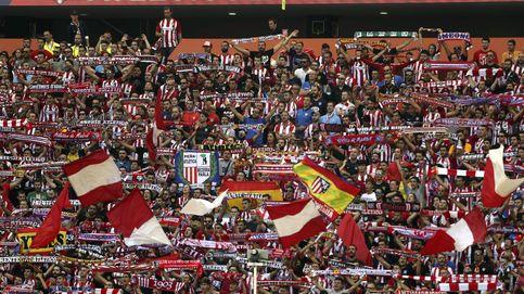 Atlético y Barcelona, un partidazo de bandera y de banderas
