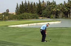 La CHS niega agua a regantes tradicionales para dársela a un campo de golf