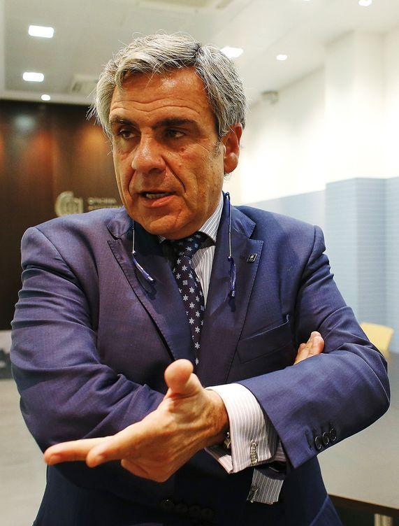 Foto: El director de la Oficina Antifraude de Cataluña, Daniel de Alfonso. (EFE)