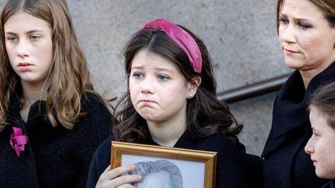 El duelo de Maud Angelica, hija de Marta Luisa de Noruega: shock y terapia