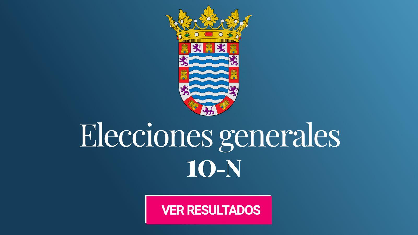 Foto: Elecciones generales 2019 en Jerez de la Frontera. (C.C./EC)