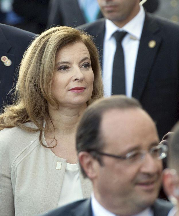 Foto: François Hollande y Valérie Trierweiler, en una imagen de archivo (Reuters)