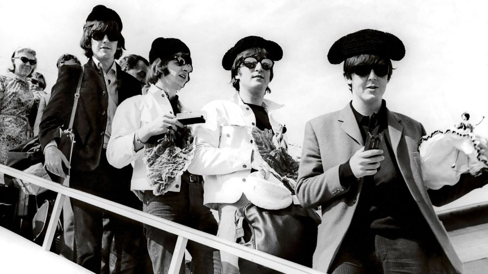 Publican tres versiones inéditas de los Beatles de 'While My Guitar Gently Weeps'