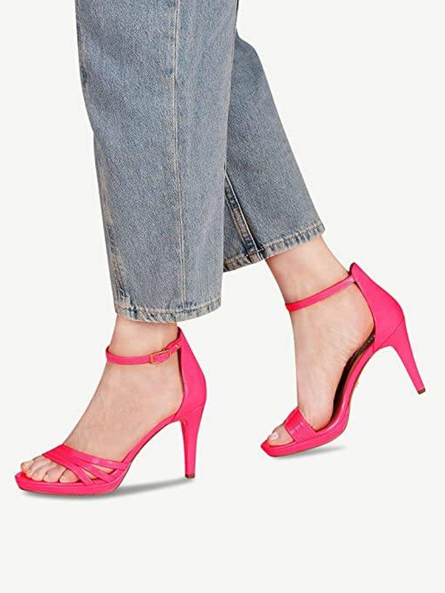 Sandalias de tacón de Tamaris