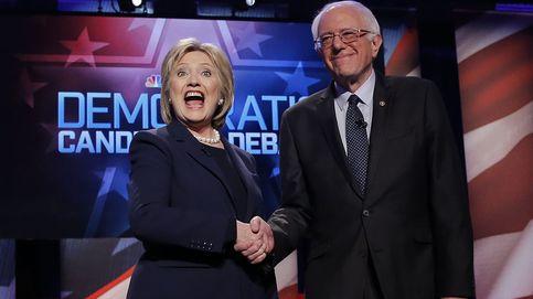 Los aspirantes demócratas se pelean por mostrar quién es más progresista