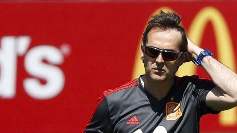 Lopetegui es despedido por Luis Rubiales como entrenador de la Selección
