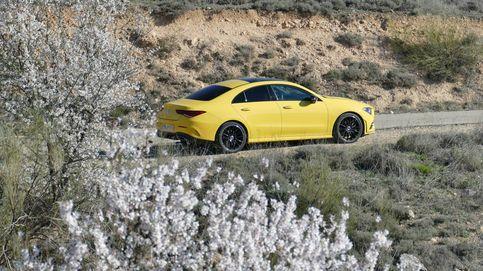 Mercedes CLA 250 y su éxito compacto