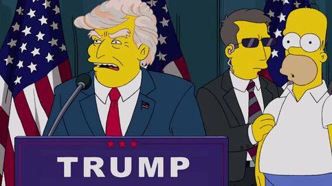 'Los Simpson' no predijeron la victoria de Trump en Estados Unidos