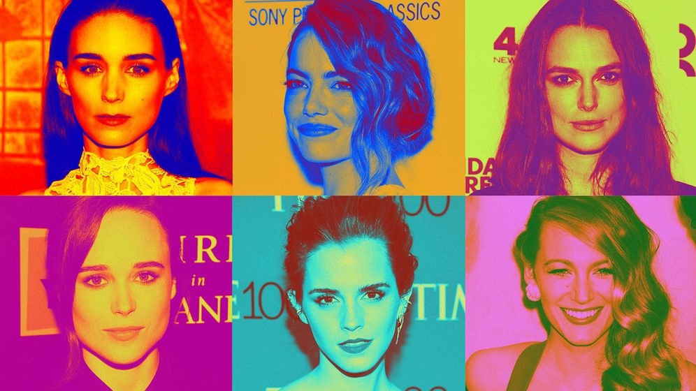 Foto: Las seis mujeres que manejan los hilos del poder en Hollywood. (Vanitatis)