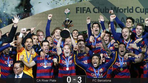 El mundo del fútbol se postra ante el Barcelona de Messi, Neymar y Suárez