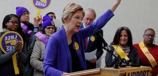 Post de 60.000 'selfies' para derrotar a Trump: detrás del imparable ascenso de Warren