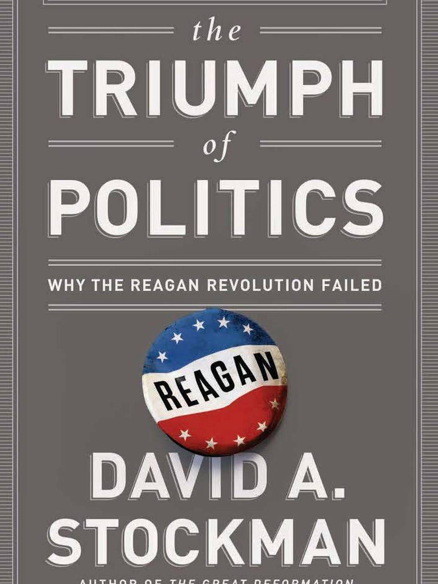 Portada de 'El triunfo de la política'