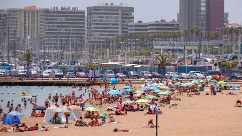 La llegada de turistas crece un 1,1% hasta octubre y el gasto aumenta un 2,9%
