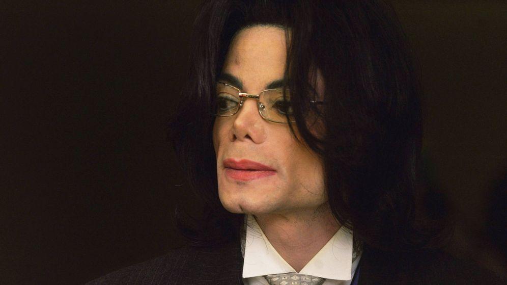 Foto: Michael Jackson, en una imagen de 2005. (Getty)
