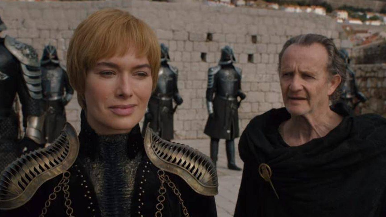 Cersei Lannister en un momento del tráiler de 'Juego de tronos'. (HBO)