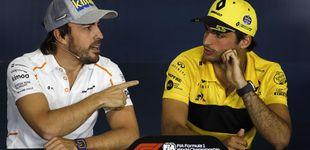 Post de El secreto mejor guardado entre Carlos Sainz y Fernando Alonso