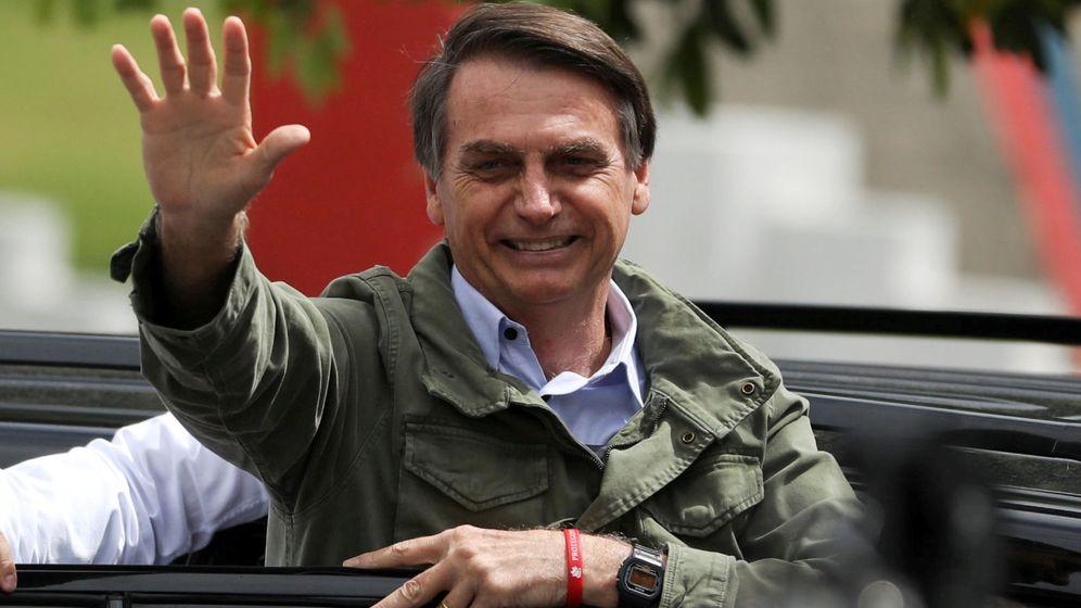 Foto: El presidente electo de Brasil, Jair Bolsonaro. (Reuters)