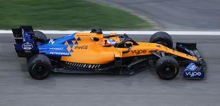 Post de Fórmula 1: Fernando Alonso y Carlos Sainz exprimen el McLaren en Bahréin