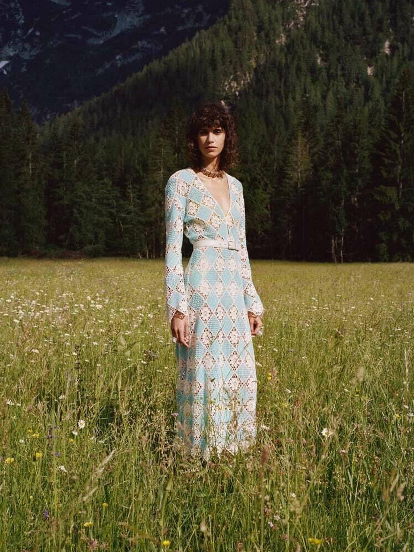 El nuevo vestido de Zara que tienes que comprar. (Cortesía)