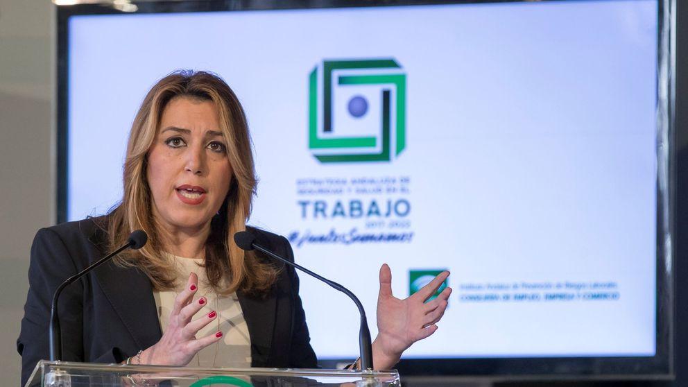 Susana Díaz aprueba un Consejo Consultivo a su medida