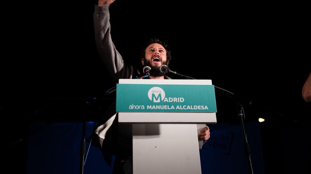Foto: Guillermo Zapata dimite por la polémica de sus tuits (Foto: Daniel Muñoz)