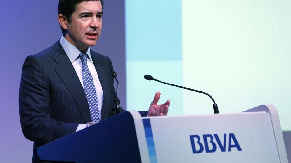 Foto: El consejero delegado del BBVA, Carlos Torres Vila (Efe)