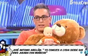 José Antonio Abellán aclara su 'frase homófoba' sobre Kiko Hernández