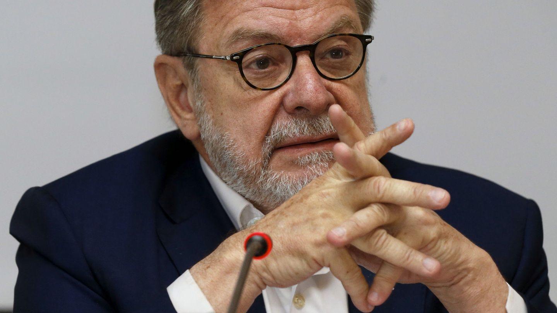 El presidente del Grupo Prisa, Juan Luis Cebrián. (EFE)