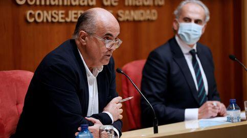 Madrid admite que la cifra real de contagios está infrarreflejada por las últimas fiestas
