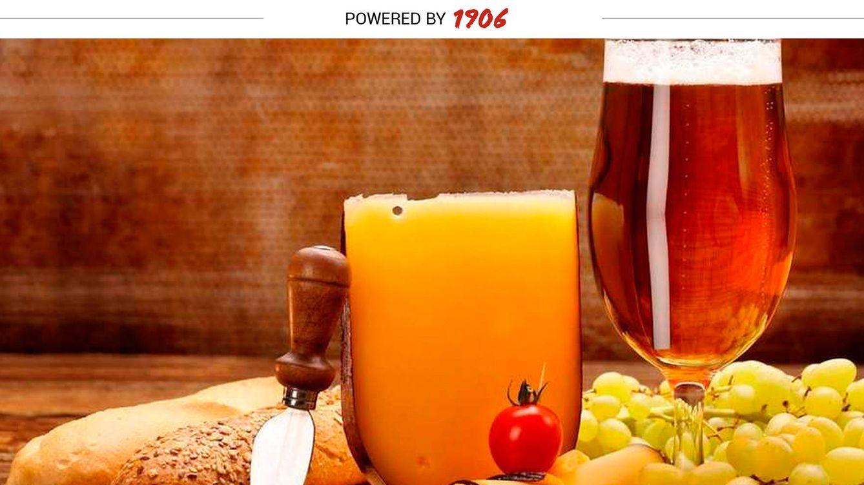 Foto: Los buenos maridajes extraen de la cerveza sus mejores valores, esos que sirven a su vez para realzar el sabor de la mejor cocina.