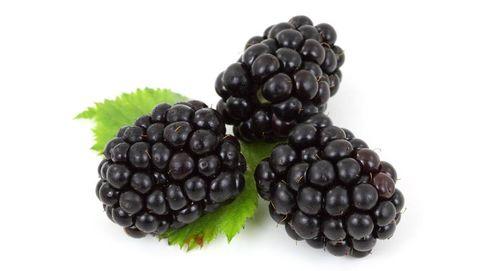 Frambuesa negra, una estrategia contra las alergias de la piel