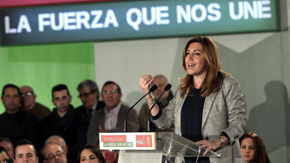 Susana Díaz adelanta las elecciones andaluzas al 22 de marzo