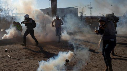 Trump amenaza con cerrar la frontera con México y defiende el uso de la fuerza