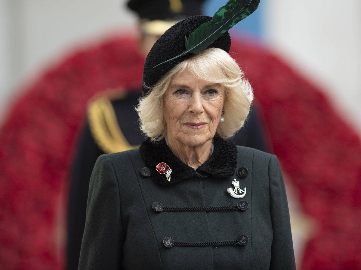 Foto: La duquesa de Cornualles. (Getty)