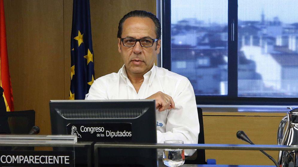 Foto: Álvaro Pérez compareció este jueves ante la jueza que instruye la causa sobre la Fórmula 1. (EFE)