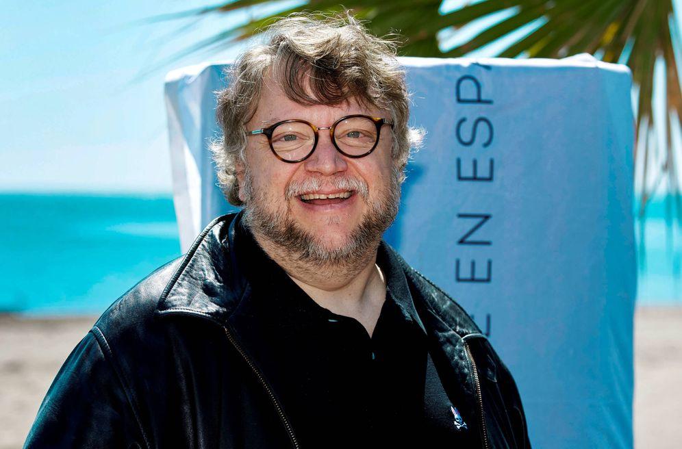 Foto: Guillermo del Toro. (Archivo)