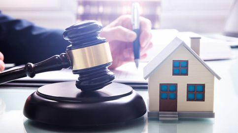 Las ejecuciones hipotecarias sobre viviendas habituales se disparan un 37%
