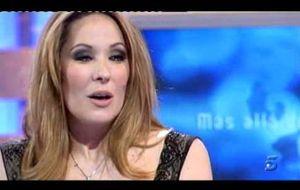 Chayo Mohedano contacta con Rocío Jurado a través de una médium